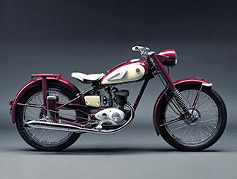 for Yamaha motor company profile