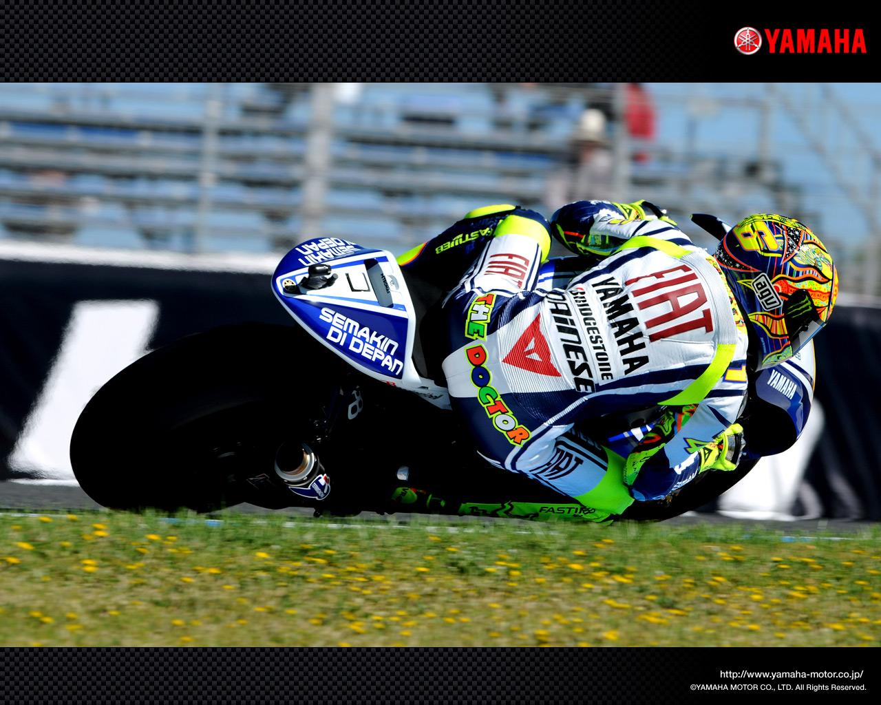 Yamaha Motogp Wallpaper
