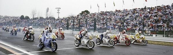 1987年 - バイク レース | ヤマ...