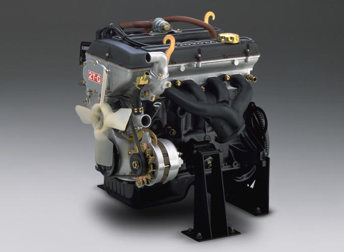 1970年 Toyota 2t G コミュニケーションプラザ ヤマハ発動機株式会社