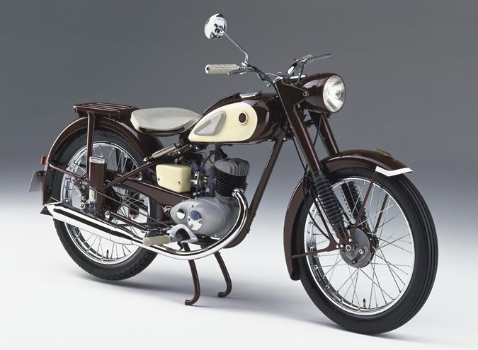 1955年 ya 1 コミュニケーションプラザ ヤマハ発動機株式会社