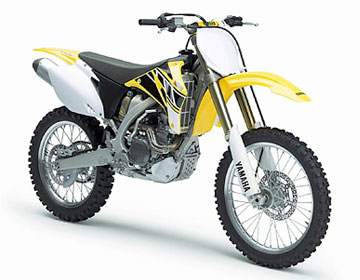 Release Of The Yamaha 4 Stroke Motocrosser Quot Yz250f 50th