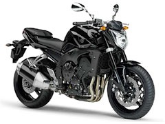 2006 Yamaha Sports FZ1/FZ1 Fazer 1,000cc naked model mounts
