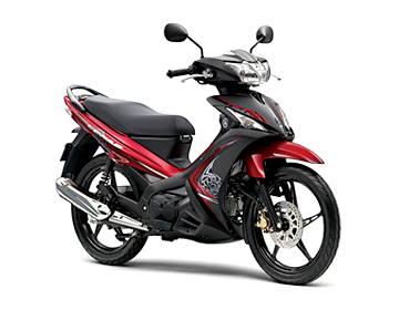 """New 115cc Model """"LEXAM"""" for the Vietnam Market The first"""