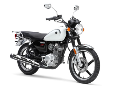 Release of the yb125sp a new yb series variation model for Yamaha motor com parts