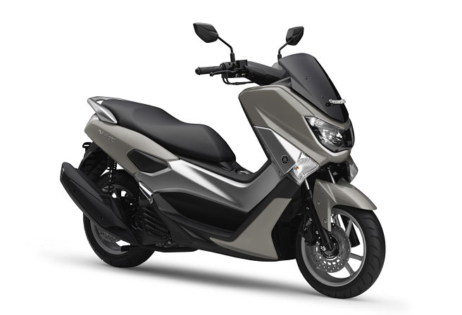 Yamaha Motor Releases Sporty Scooter NMAX from Indonesia ...