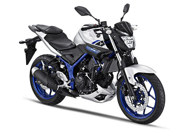 Yamaha Motor Launches New 'MT' Series in Indonesia - mt 25 main