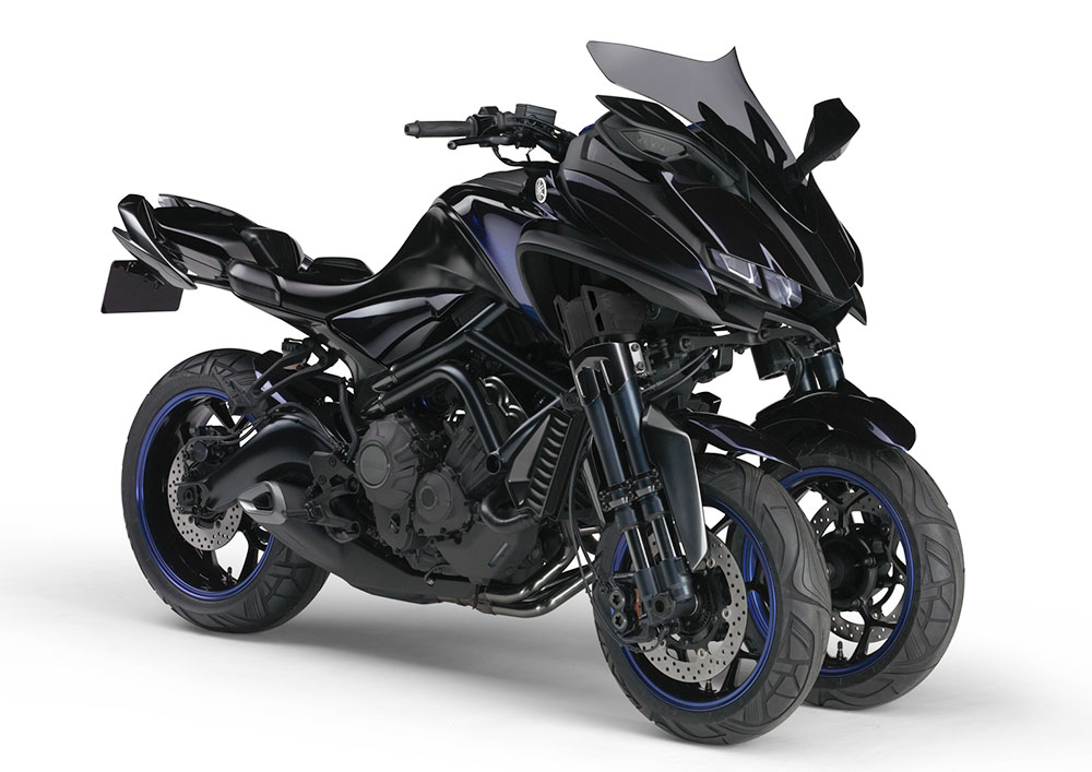 The 44th Tokyo Motor Show 2015 About The Yamaha Booth
