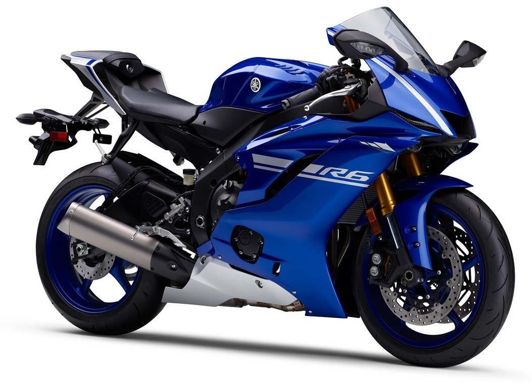 Yamaha motor launches my2017 yzf r6 in north america next for Yamaha north county