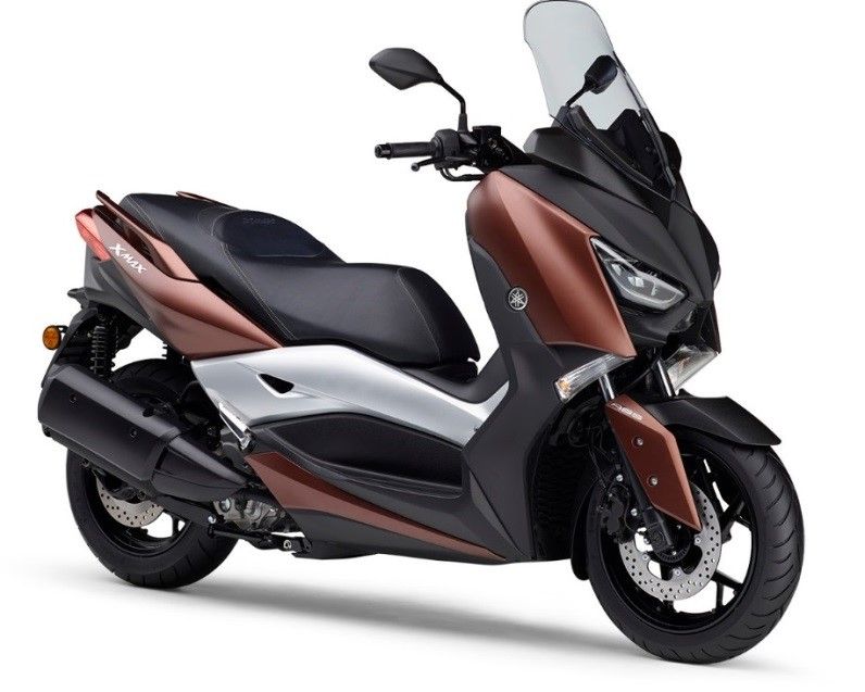 Yamaha Motor Releases New 2017 Xmax300 For Europe