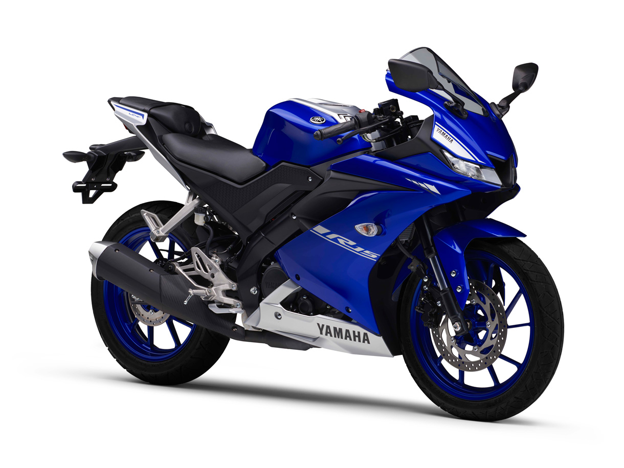 yamaha motor to launch more powerful yzf-r15 in indonesia — boasts