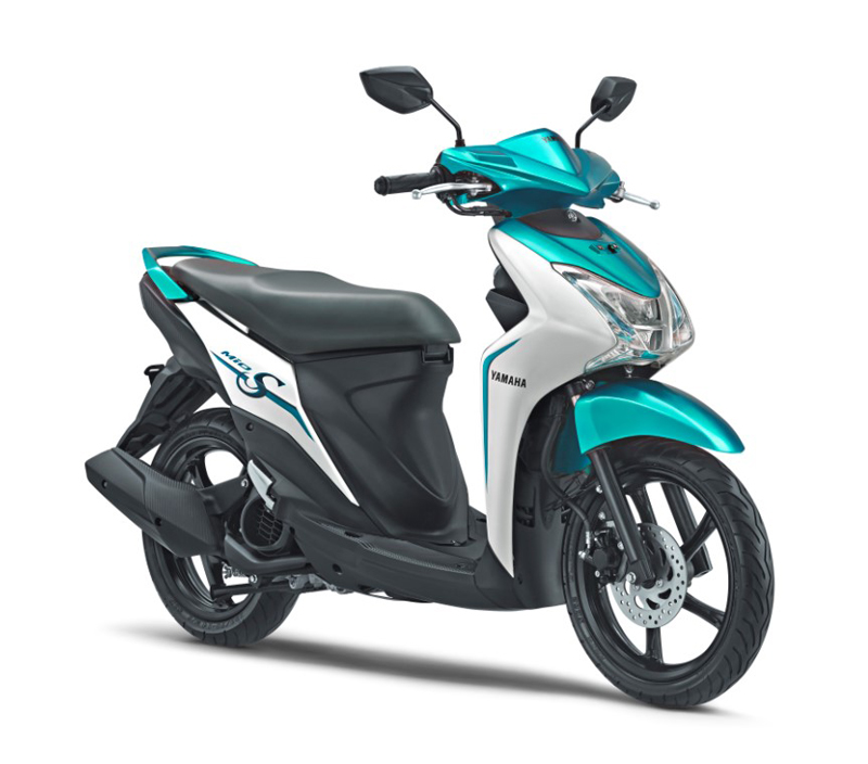 Yamaha Motor Launches Slim Amp Elegant Mio S Scooter In