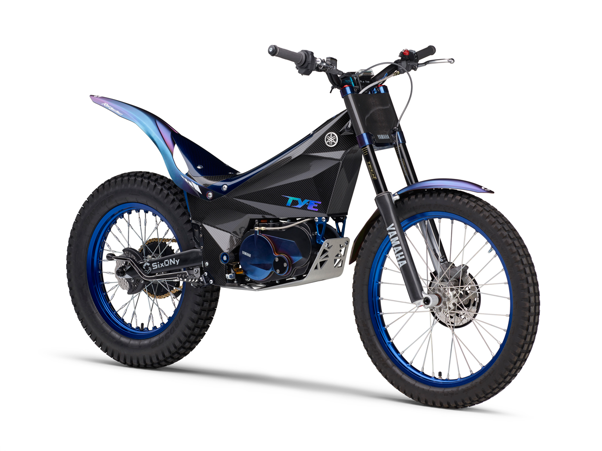 Electric TY-E Trial Bike Spurs Yamaha Motor to First Trial-E
