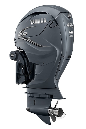 Yamaha Motor Launches F425A/FL425A Outboard Motor in North America — Highest-Output Model Meets Growing Demand for Large Outboards — - News releases   Yamaha Motor Co., Ltd.
