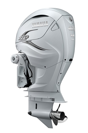 Yamaha Motor Launches F425a Fl425a Outboard Motor In North