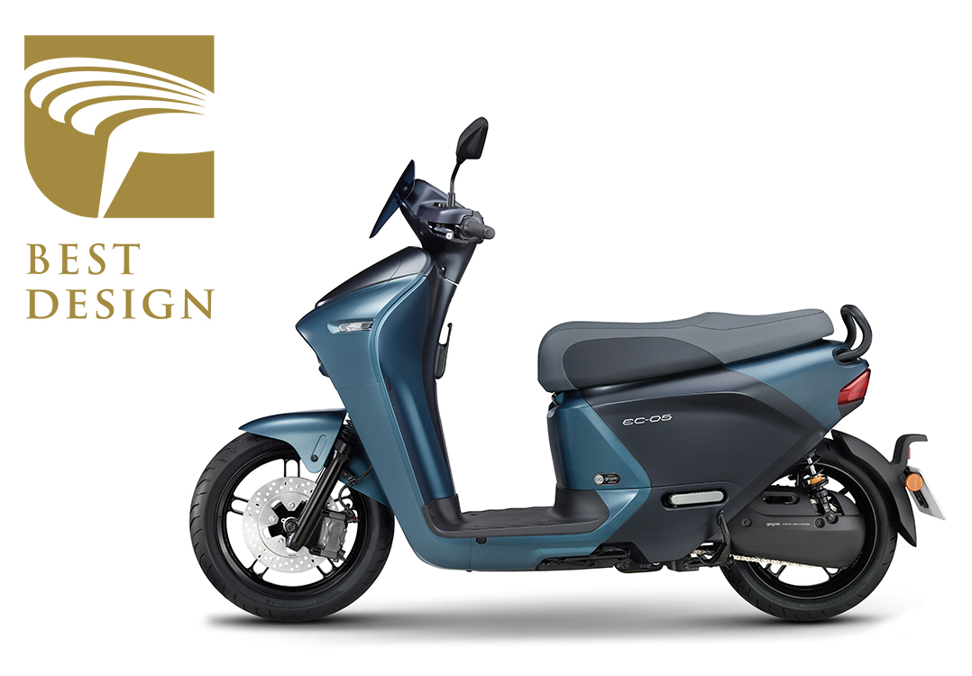 Yamaha Motor Launches EC-05 Electric Scooter in Taiwan