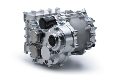 350 kW class electric motor prototype