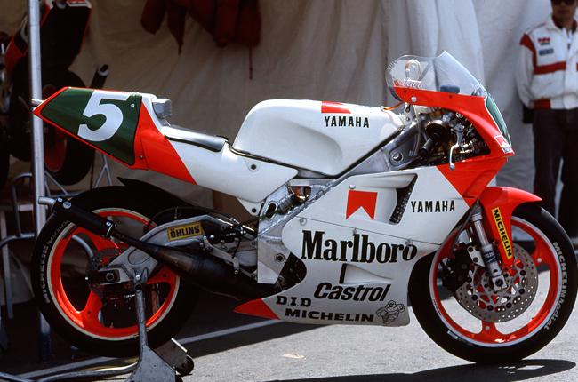 yzrwb race yamaha motor