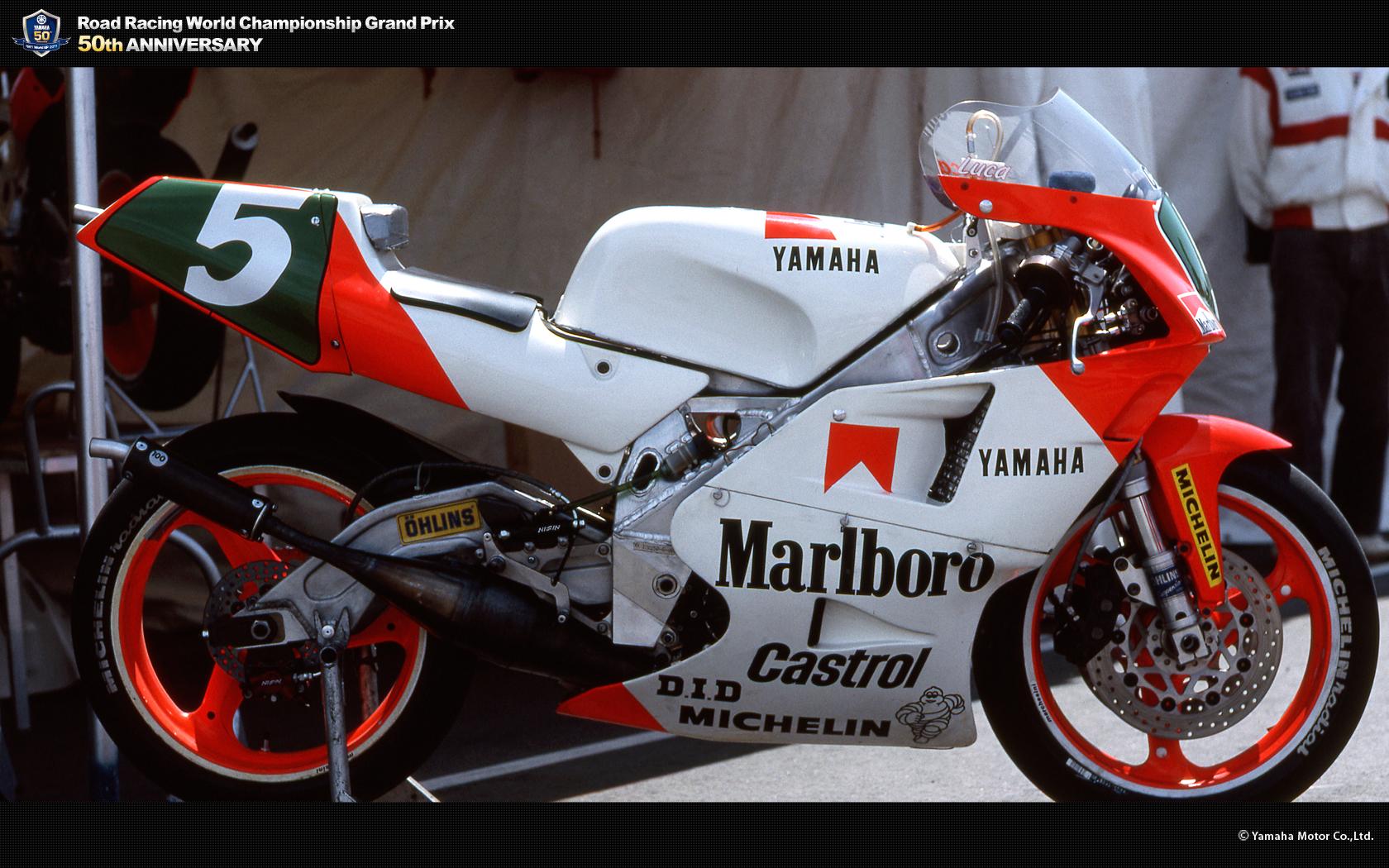 Plug Stock News >> YZR250(0WB9) - race | Yamaha Motor Co., Ltd.