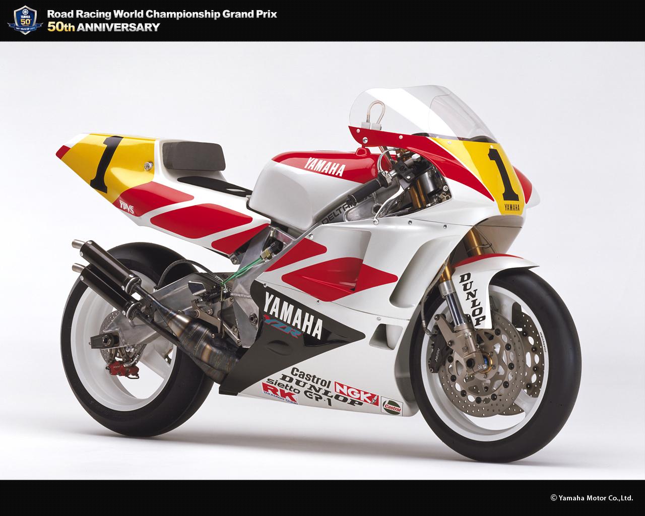 Yzr500 0wc1 race yamaha motor co ltd