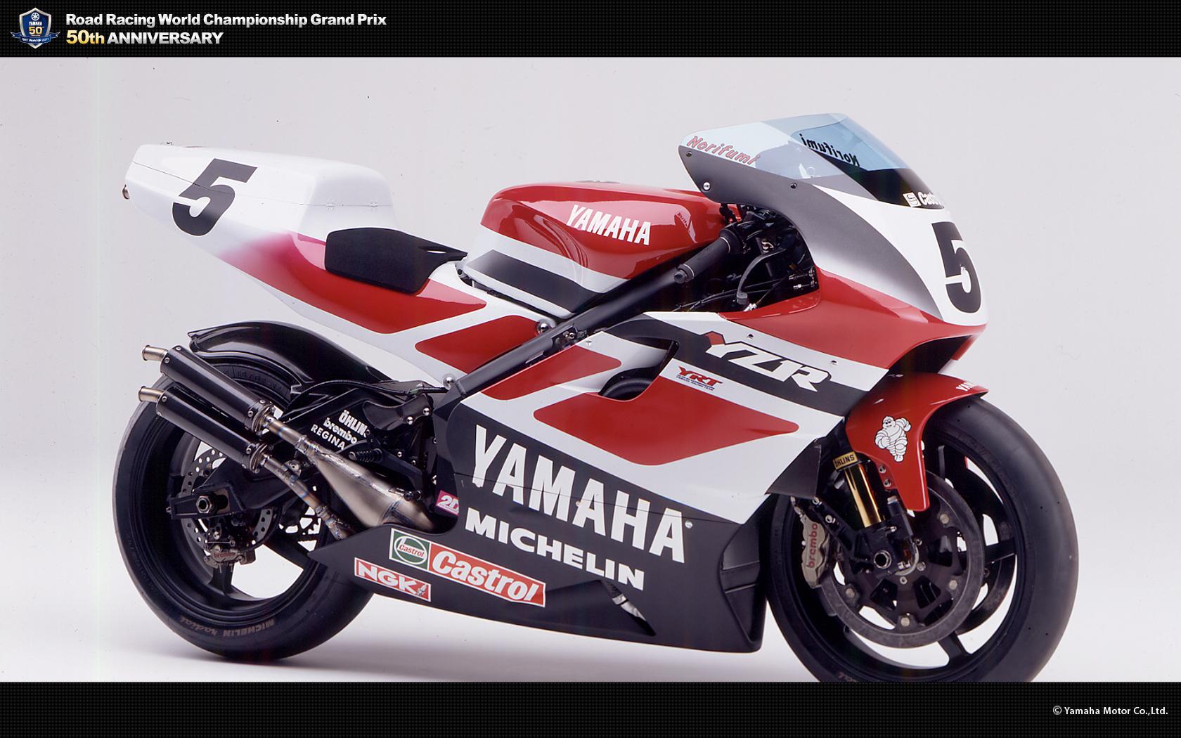 Yzr500 0wh0 Racing Information Yamaha Motor Co Ltd