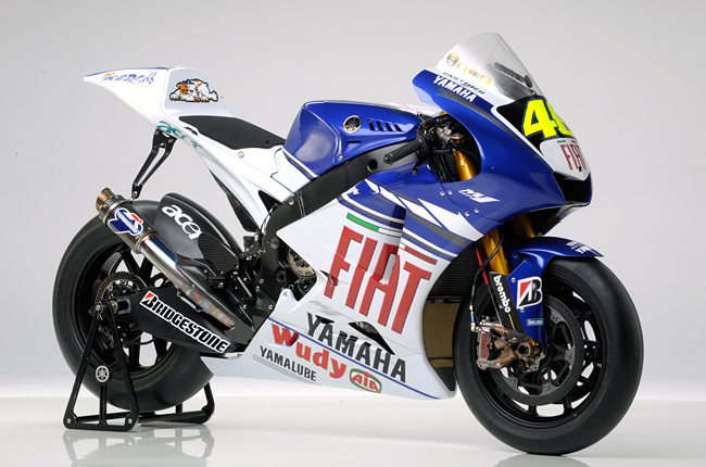 YZR-M1(0WS5) - Racing Information