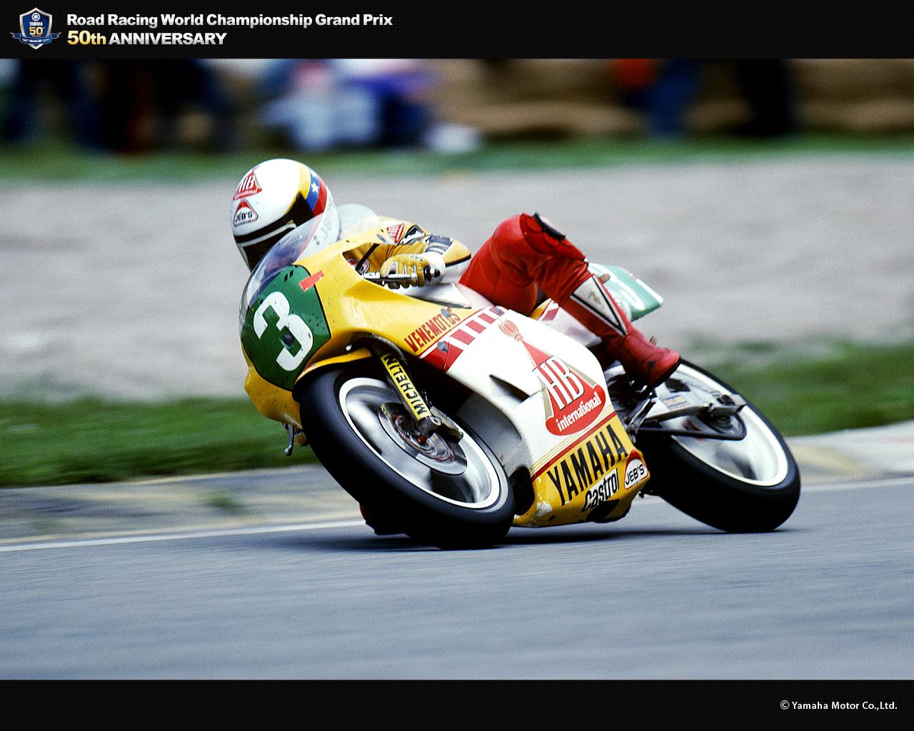 Carlos Lavado Carlos Lavado Motorcycle Race YAMAHA MOTOR CO LTD