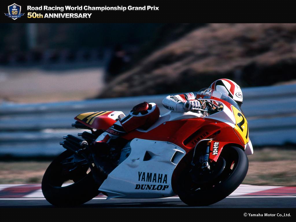 Doug Chandler - Racing Information | Yamaha Motor Co., Ltd.