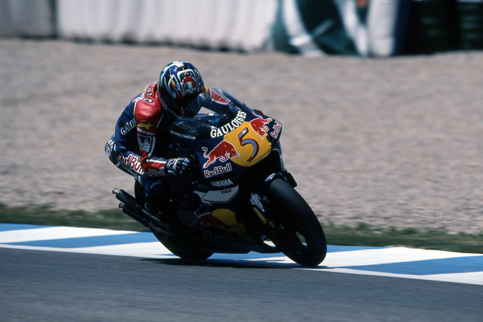 Garry McCoy - race | Yamaha Motor Co., Ltd.