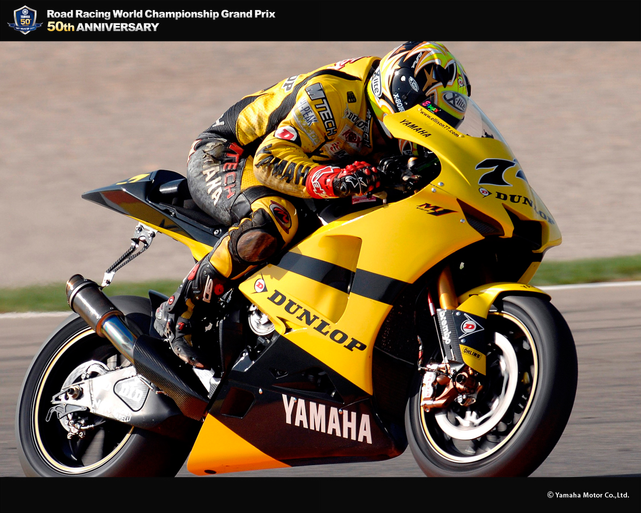 James Ellison - race | Yamaha Motor Co., Ltd.