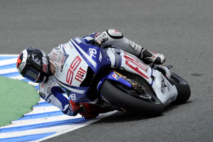 Jorge Lorenzo - race   Yamaha Motor Co., Ltd.