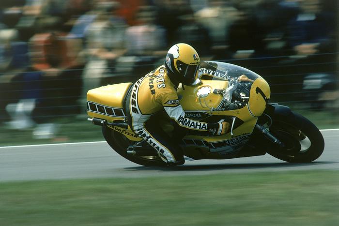 Kenny Roberts Yamaha