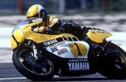 Kenny Roberts - race | Yamaha Motor Co., Ltd.