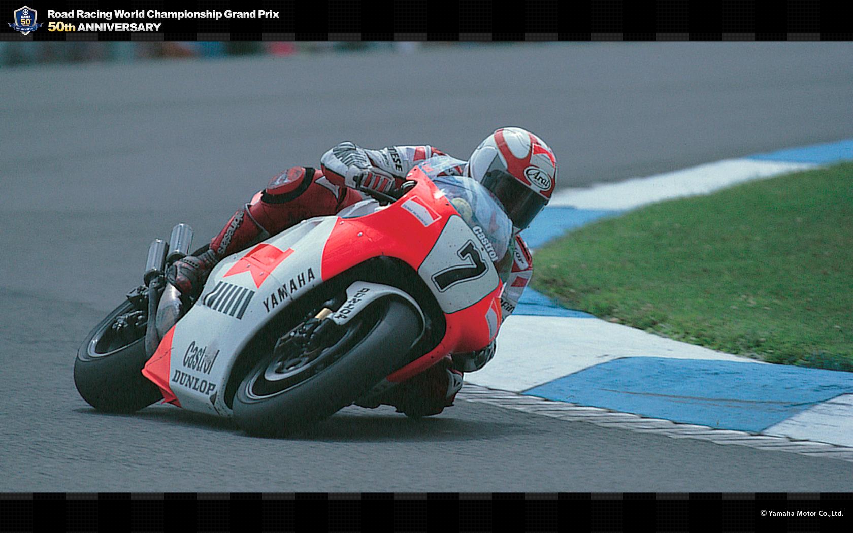 Luca Cadalora Race Yamaha Motor Co Ltd