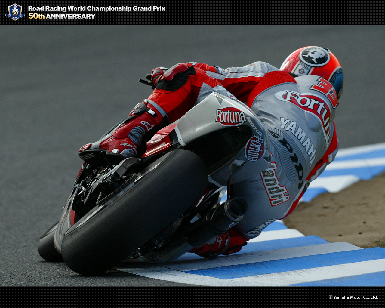 Marco Melandri Race Yamaha Motor Co Ltd