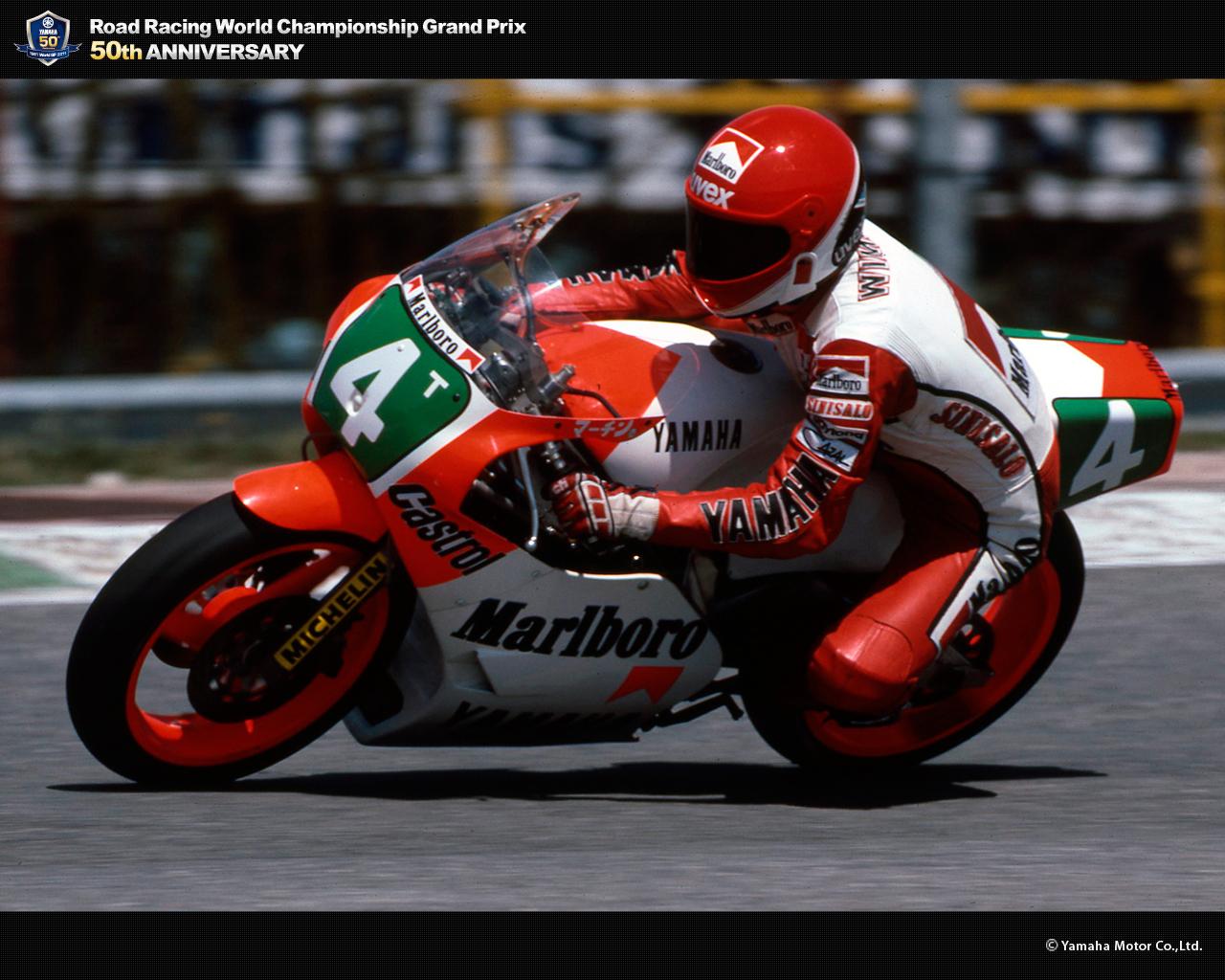 Martin Wimmer Martin Wimmer Motorcycle Race YAMAHA MOTOR CO LTD