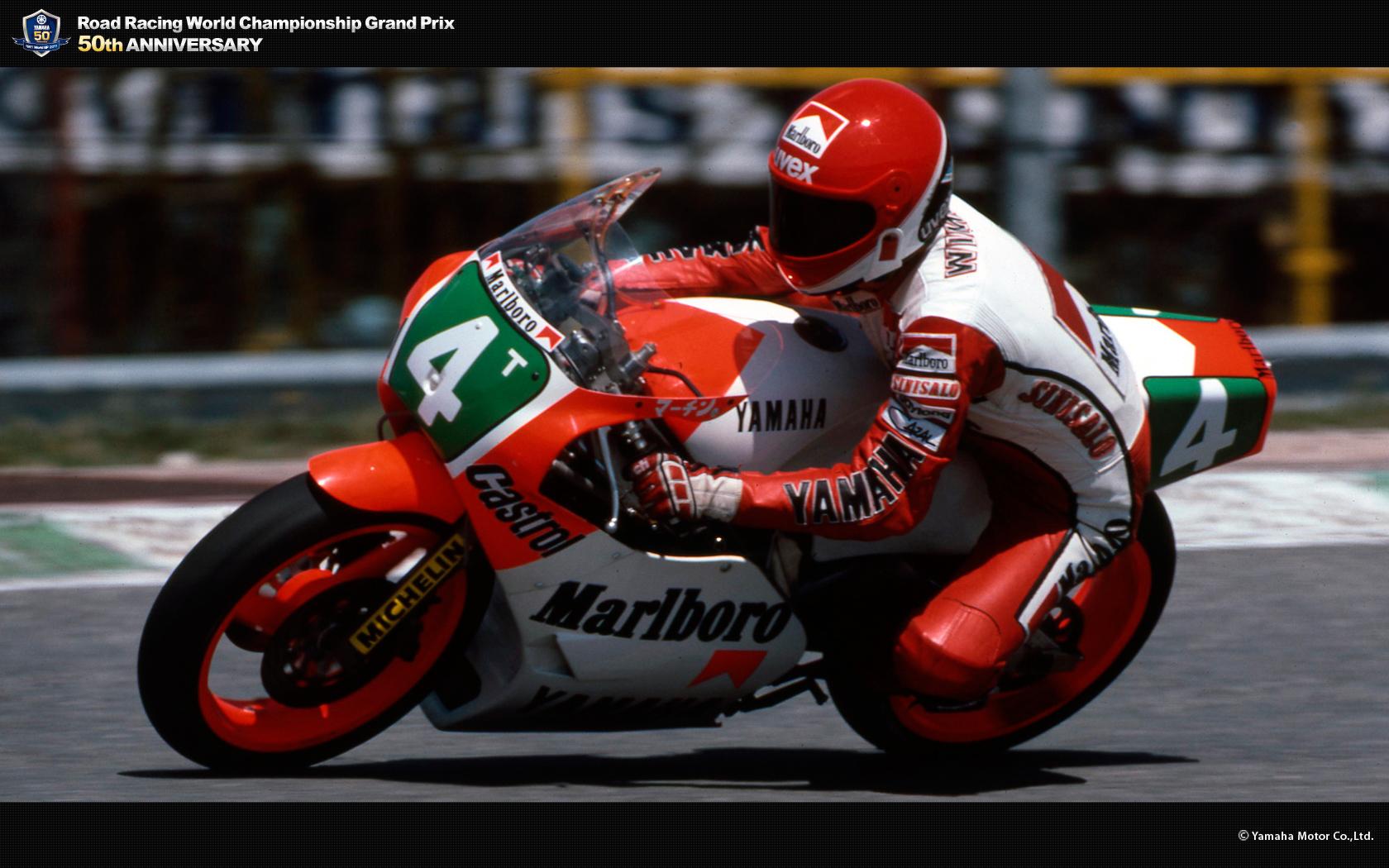 Martin Wimmer Race Yamaha Motor Co Ltd