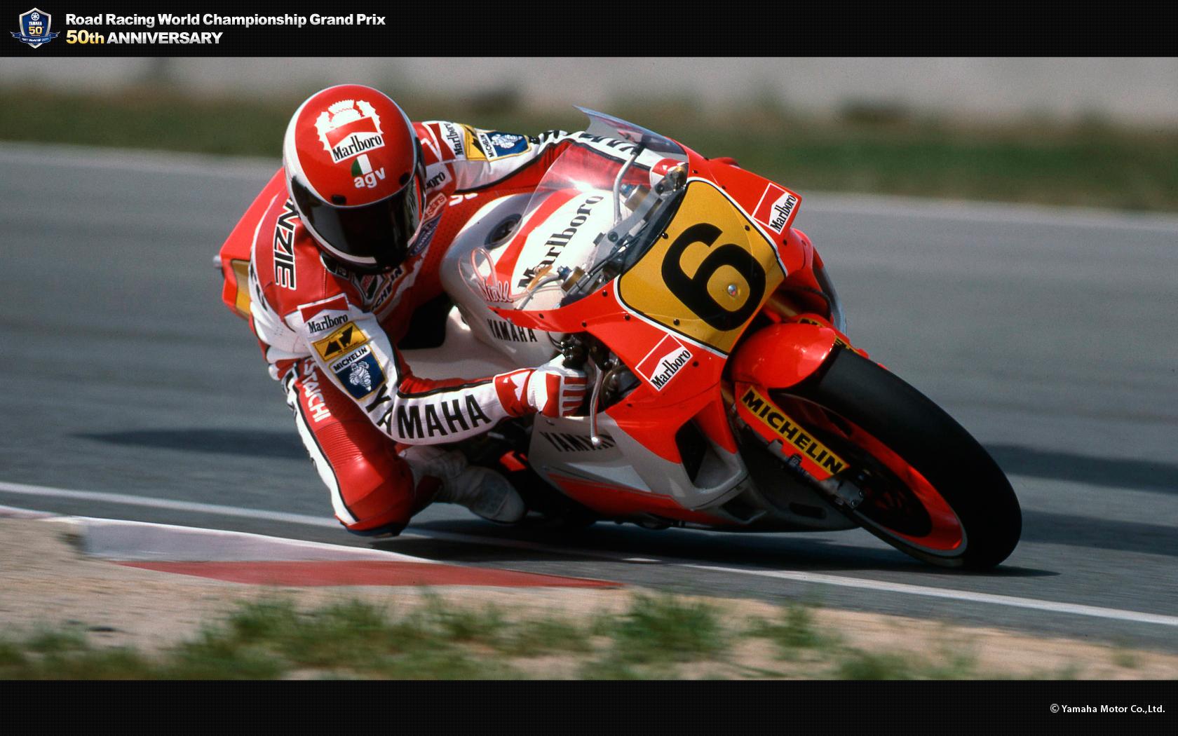 Niall Mackenzie - race | Yamaha Motor Co., Ltd.