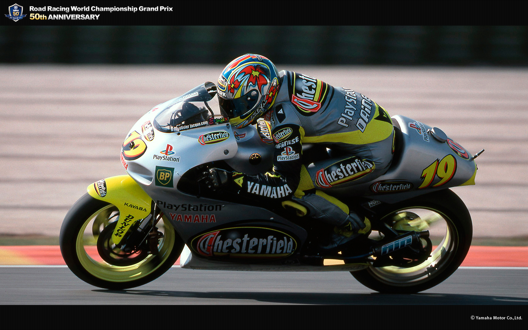 Olivier Jacque - race | Yamaha Motor Co., Ltd.