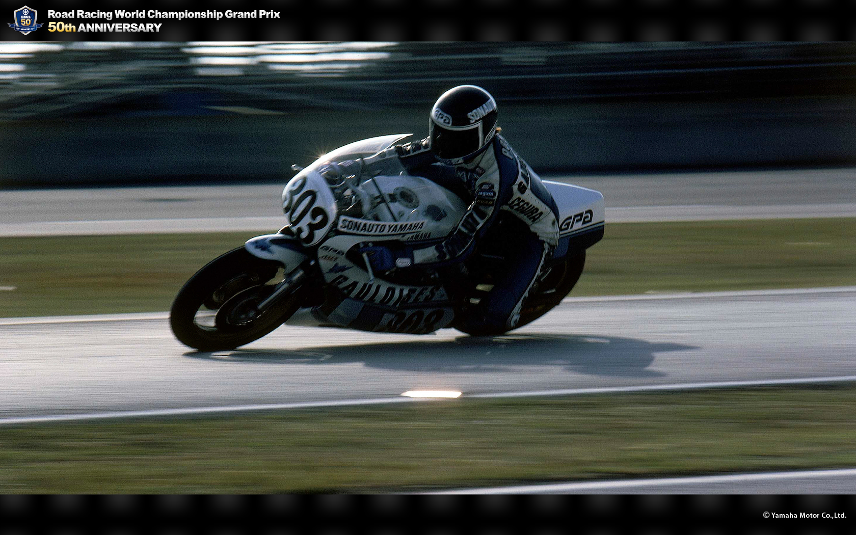 Plug Stock News >> Patrick Pons - race | Yamaha Motor Co., Ltd.