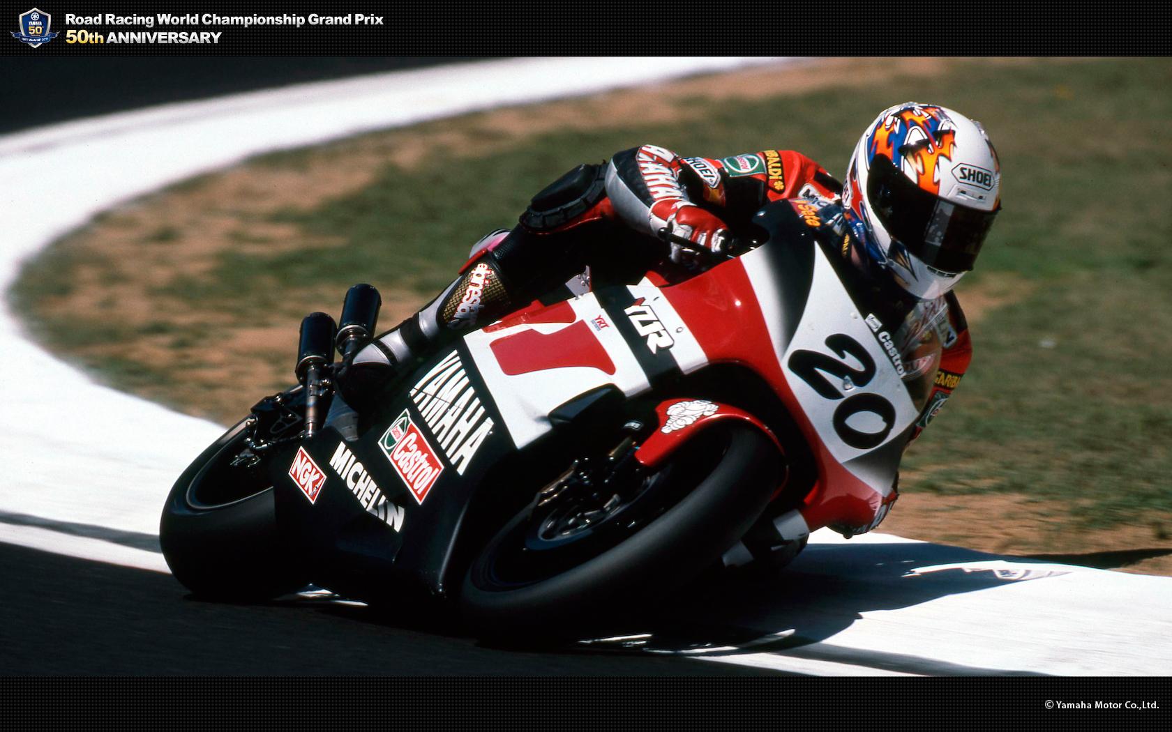 Sete Gibernau - race | Yamaha Motor Co., Ltd.