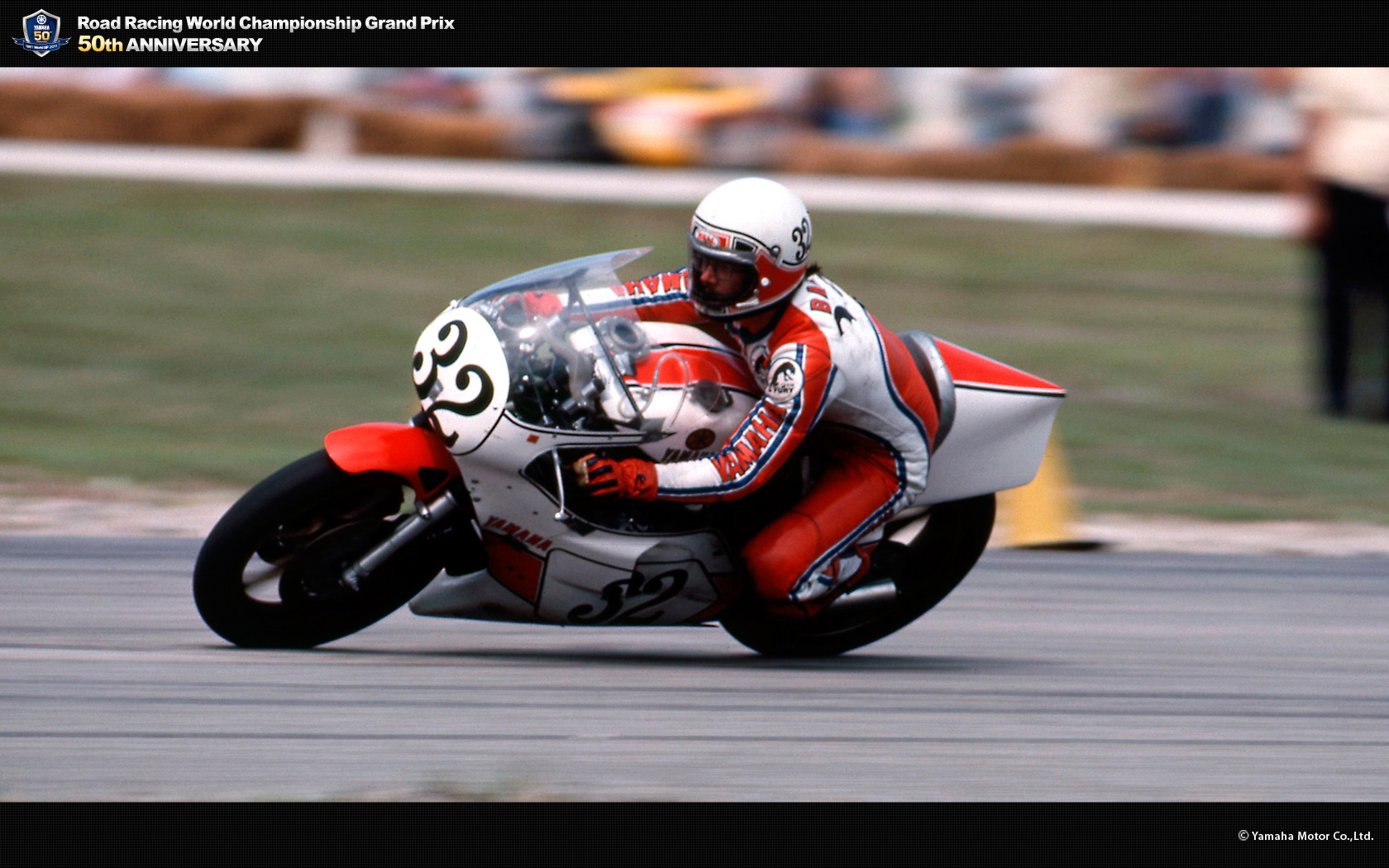 Steve Baker - race | Yamaha Motor Co., Ltd.