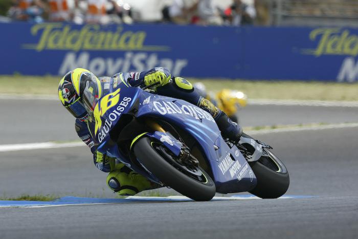 Valentino Rossi Race Yamaha Motor Co Ltd