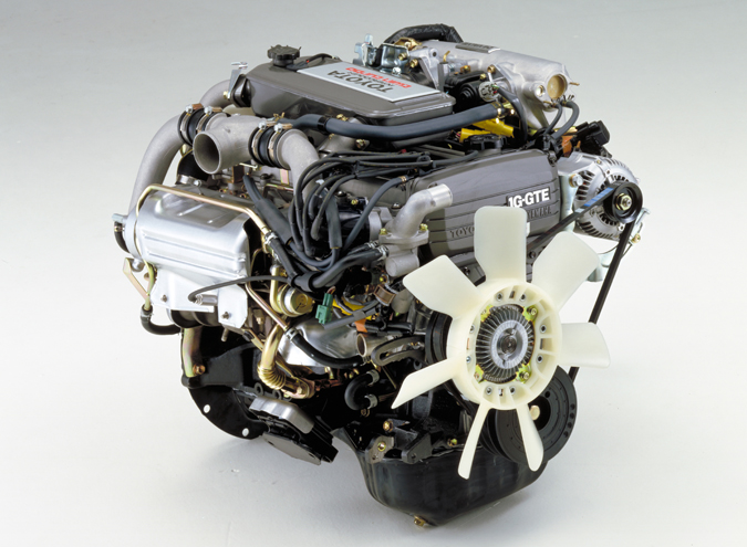 Toyota 1g Turbo Engine, Toyota, Free Engine Image For User Manual Download