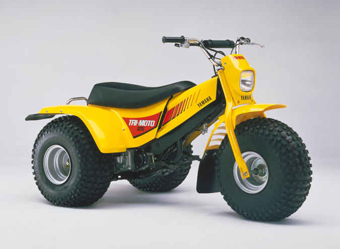 Yamaha Tri Moto Specs