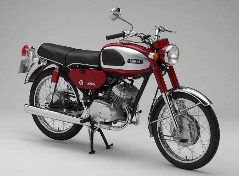 1967 Cs1 E Communication Plaza Yamaha Motor Co Ltd