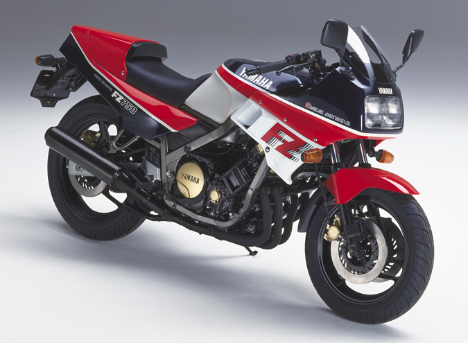 1985 Fz750 Communication Plaza Yamaha Motor Co Ltd