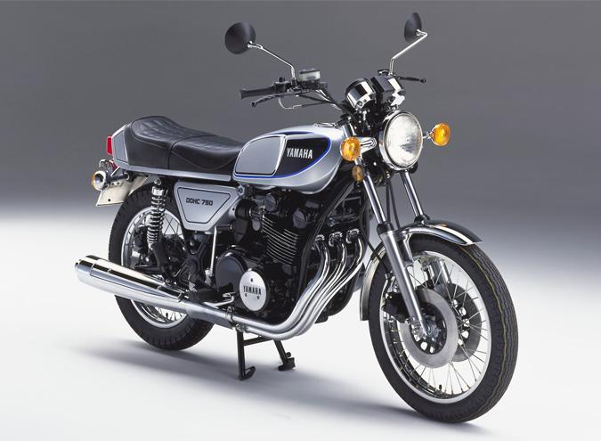 1976 Gx750 Communication Plaza Yamaha Motor Co Ltd