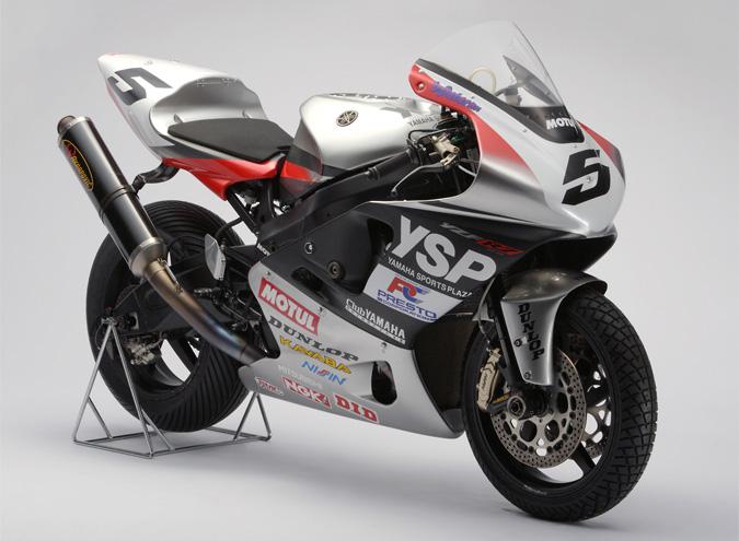 Yamaha R7 Yzf-r7(0wn0) (2002 / racing