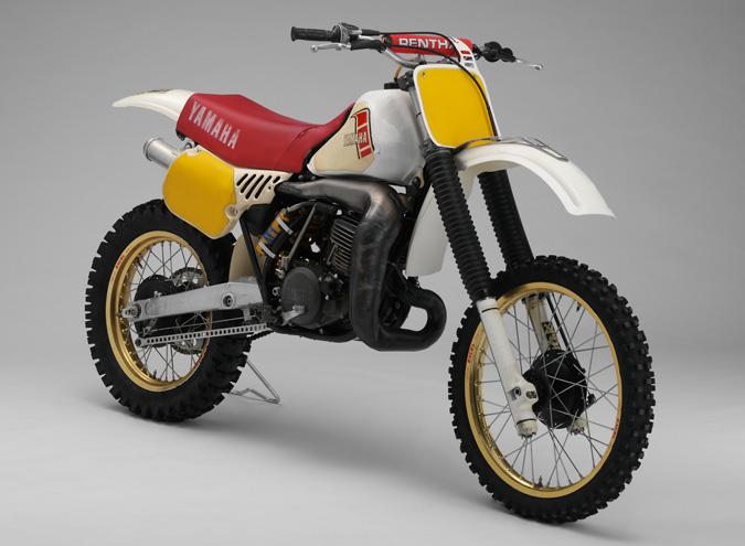 Yamaha Motocross Motorcycles